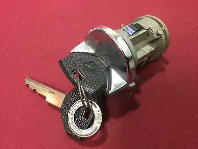 Chrysler Single Sided Pin Tumbler Ignition Lock w/ Original Key Code - Locksmith
