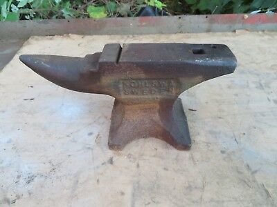 Antique Blacksmith 48 Pound Sweden Anvil