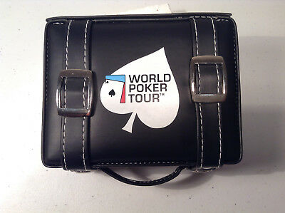 World Poker Tour Official His/Hers Watch Set /Gift Case-Christmas Gift