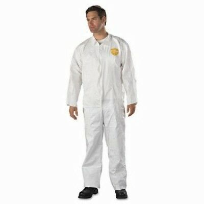 Dupont ProShield NexGen Coveralls, Zip Closure, 4XL (DUPNG120S4XL)