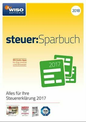 WISO steuer:Sparbuch 2018 ESD Download Windows