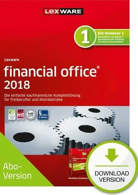 Lexware financial office 2018 Download - Abo Version ESD Download Windows