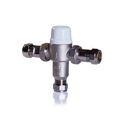 HYCO TMV15-1 Thermostatic Mixing Valve Unvented for Speedflow & Powerflow