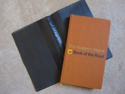 Readers Digest AA book of the road - 1966 - in cover