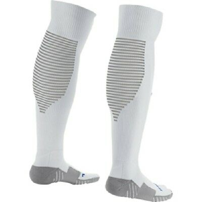 Nike Team Matchfit Core Otc Sock Size Adult Uk 8-11 White Jetstream Bnwt