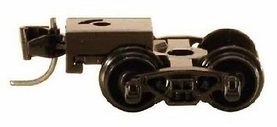 Microtrains - Bulk Pack 10 Pair Brown Short Ext Bettendorf Trucks/bogies