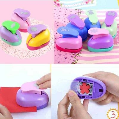 Papercut Cute Art Mini Hole Punch Print Shape-Cutter Scrapbook Cards Heart