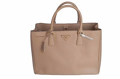 14d1787df9f0 AUTHENTIC PRADA SAFFIANO Lux Leather Tote Bag Free Fast Shipping ...
