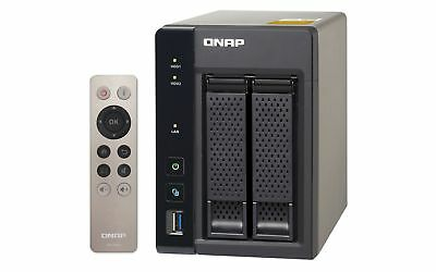 QNAP TS-253A-4G 2 Bay NAS Enclosure with 4GB RAM