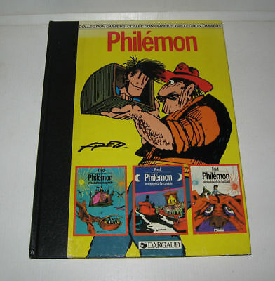 Philemon,collection Omnibus T.2 1984 Be, Integrale Dargaud,fred (Pilote,charlie)