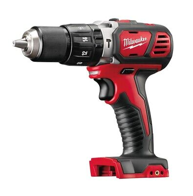Milwaukee M18BPD-0 18v RED Li-ion Hammer Drill Driver (Body Only)