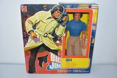 Big Jim - Agent 004 en Boite - in Box - Sealed Never opened MISB Neuf New