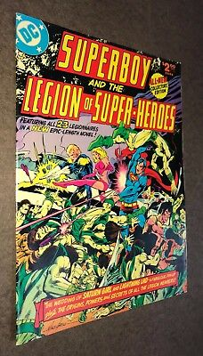 DC TREASURY Edition -- Superboy Legion of Super Heroes (C-55) -- VF Or Better