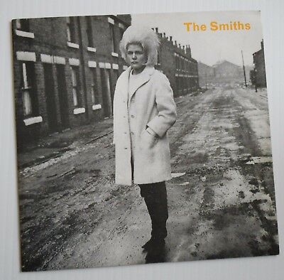 """The Smiths: Heaven Knows I'm Miserable Now c/w Suffer Little Children RT 156 7"""""""