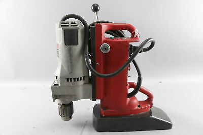"""Milwaukee 4221 Electromagnetic Mag Drill Press  & 4262 Drill 3/4"""" Motor"""