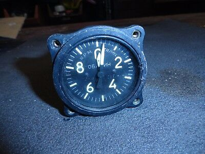 RPM gauge for AI-14 radial