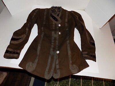 Vintage Dress Top Jacket Coat Lot #5
