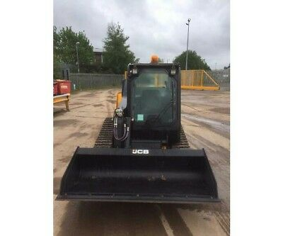 16 Jcb 205T Tracked Low Hours