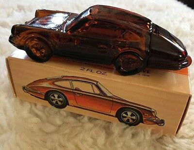 Vintage Avon  '68 Porsche Wild Country After Shave VGC