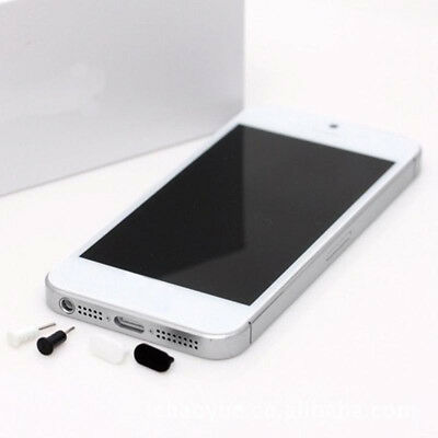 Hot Kits Silicone Anti Dust Cap Stopper For Earphone Plug For iPhone5/5s/6/6s