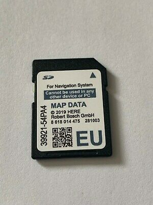 Genuine Suzuki Slda 2019-2020 Bosch Sd Card Map Europe Latest Update  Vitara
