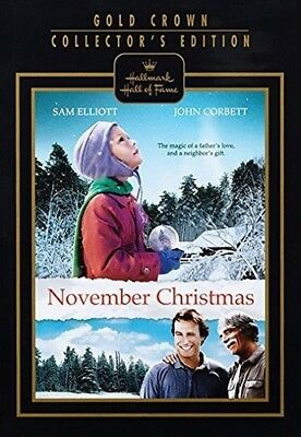November Christmas [New DVD] Widescreen