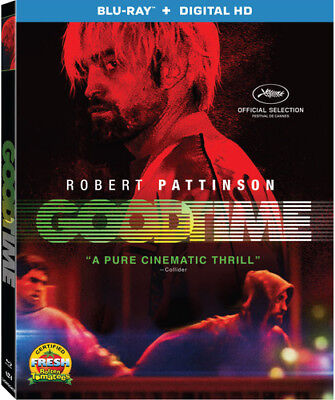 Good Time [New Blu-ray]
