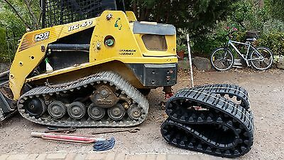 Terex ASV PT 60 RC 60 Rubber Track MADE IN USA 14 months warranty 1200hrs