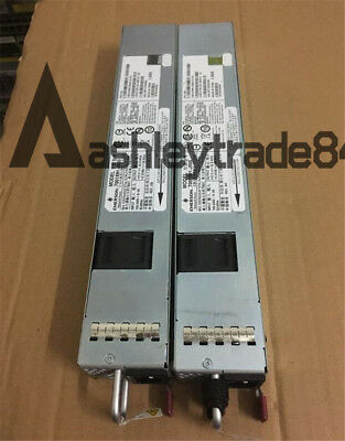1pcs Used Cisco C4KX-PWR-750AC-F 341-0462-01 For Catalyst 4500X 750W AC Tested