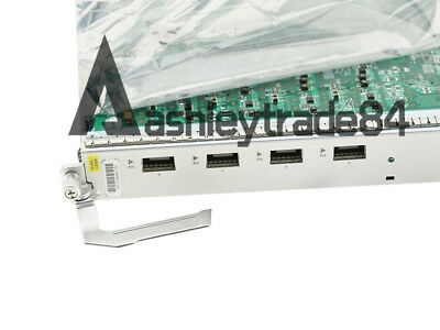 Cisco A9K-4T-E 4-Port 10GE Extended Line Card, Requires XFPs ASR 9010 Tested
