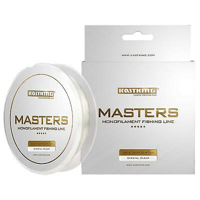 KastKing Masters Mono Fishing Line Clear Monofilament Fishing Line Nylon 274m