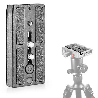 Neewer Aluminum Alloy Quick Shoe Plate for DSLR Camera Camcorder Tripod Monopod