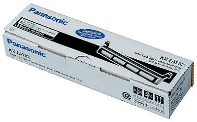 Panasonic Consumer Toner For Kx-Mb271/781 KX-FAT92