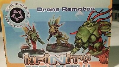 Combined Army Drone Remotes