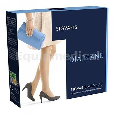 Sigvaris Diaphane Medical Tights Size XL LF079 AA 20