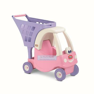 Little Tikes Preschool Toy Princess Cozy Shopping Cart