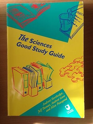 the sciences good study guide andy northedge jeff thomas andrew lane rh picclick co uk 6th Grade Science Study Guide sciences good study guide isbn 0 7492 341 1 3