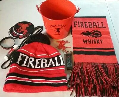 Fireball Whisky Tailgater Kit