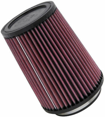 "100mm 4"" K&N air filter universal performance"