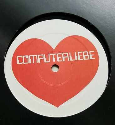 "Das Modul Vs. E Love Computerliebe  7.1  (12"" Pr. Vinyl  LP )"