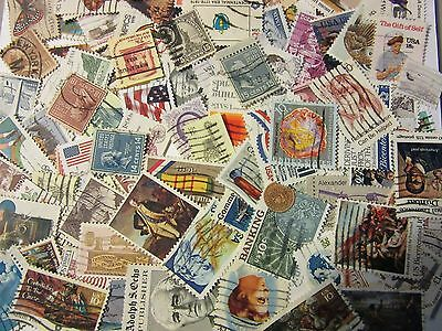 US postage stamp lot ALL DIFFERENT USED 10, 13, 15 to 19 CENTS FREE SHIPPING