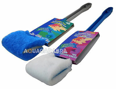 Lees Glass Or Acrylic Scrubber Cleaning Algae Pad Fish Tank Cleaner