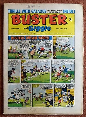 BUSTER - 20th April 1968