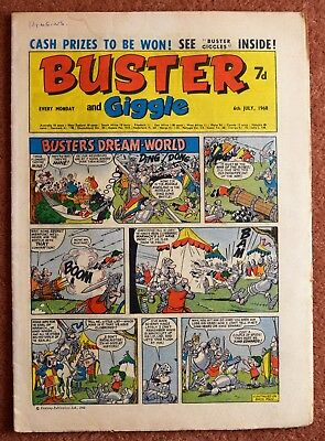 BUSTER - 6th July 1968