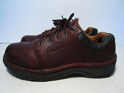 Women's Red Wing 1624 Steel Toe SD Slip / Oil Resistant Work Shoes Size 8 D