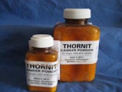 THORNIT Proven Formula KILLS Ear Mites in Dogs, Cats & Rabbits - Canker Powder