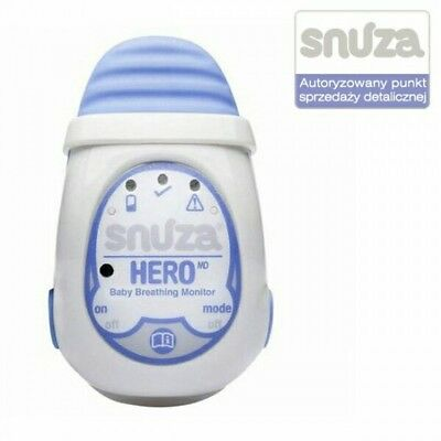 Snüza Hero MD Medically Approved Portable Baby wireless Breathing Monitor RRP£79