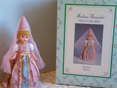 MADAME ALEXANDER Figurine - Classic Collectibles - RAPUNZEL - New in Box