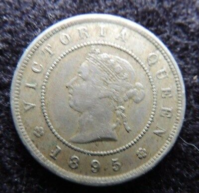 JAMAICA     1895        1  Farthing       KM-15            ONLY   144,000   Made