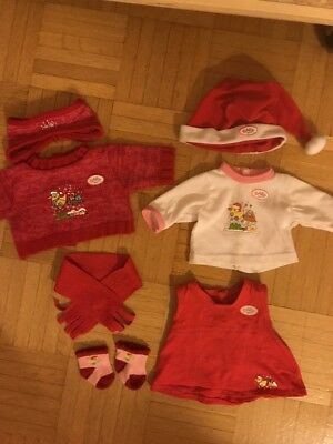Baby Born Weihnachtsoutfit Toll!